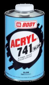 HB Body Slow Tynner 0,5lit