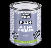 Body P 334 HS Primer Grå