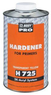 Body H725 Hardner for primers 0,5 lit vit kork