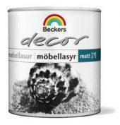 Decor Møbellasur Fargeløs 0,5L
