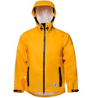 AAlesund Softrein Jakke Yellow