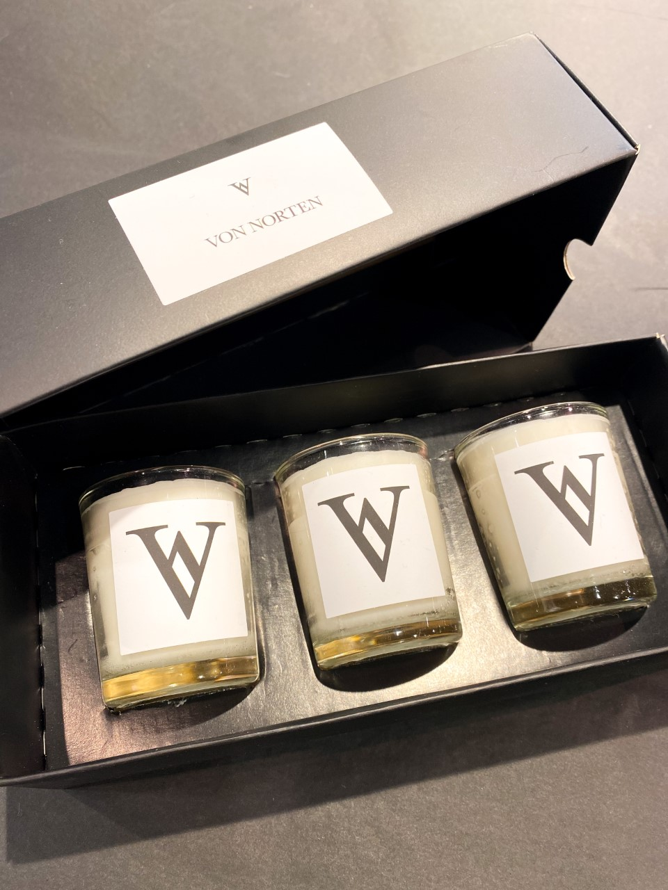 Mini Candles Gift Set