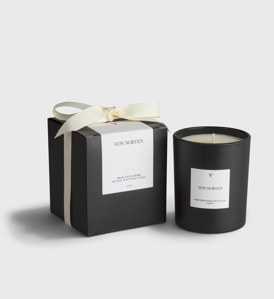 Candle Mediterranean Fig & Olive -30Cl