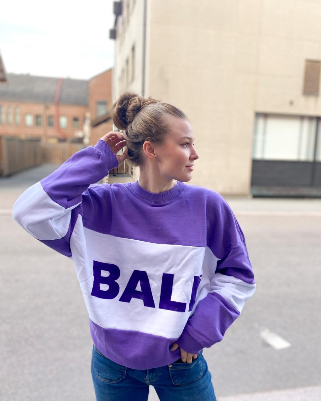 Ball Flock Lilla