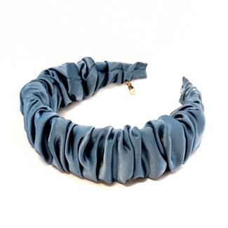 Hårbøyle Wrinkle - Blå