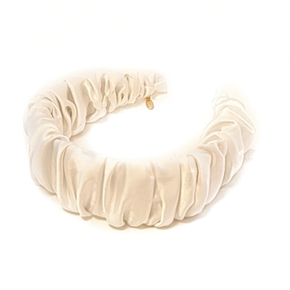 Hårbøyle Wrinkle - Hvit