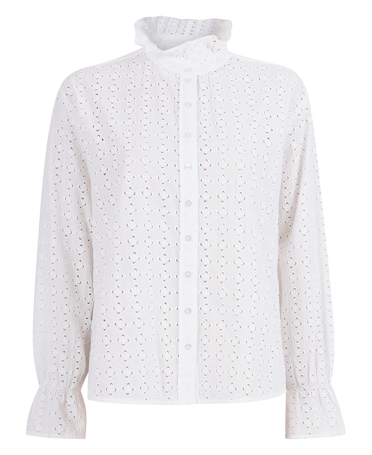 Sweet Lace White Line Of Oslo