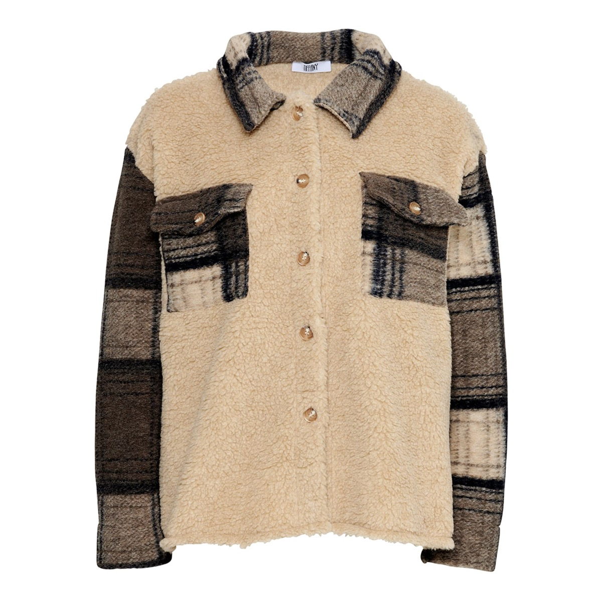 Jacket Mixed, Tiffany