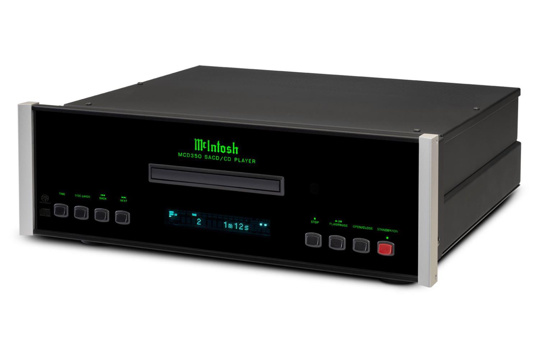 McIntosh MCD350 CD-Spiller