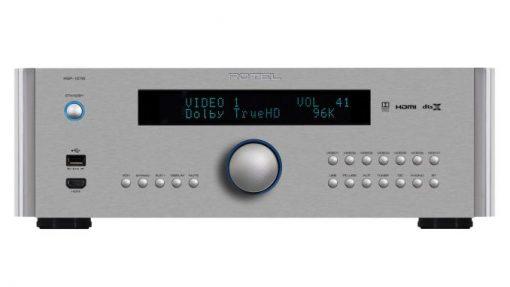 Rotel RSP 1576 Hjemmekino prosessor med 4K Ultra HD, Dolby Atmos og DTS:X Åpningskampanje!