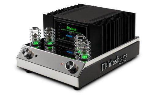 McIntosh MA 252 Hybrid Integrert forsterker med rør 2x100w