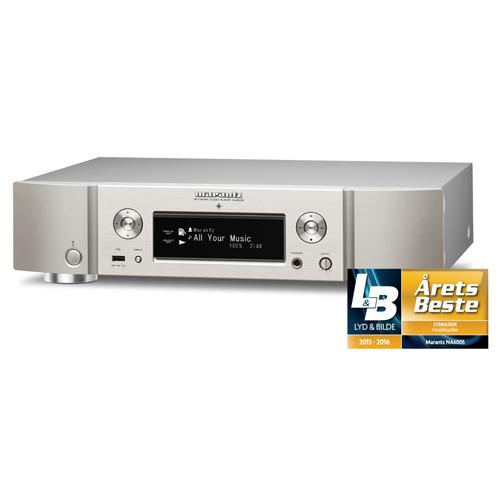 Marantz NA6005 Nettverksspiller med DAC og Airplay