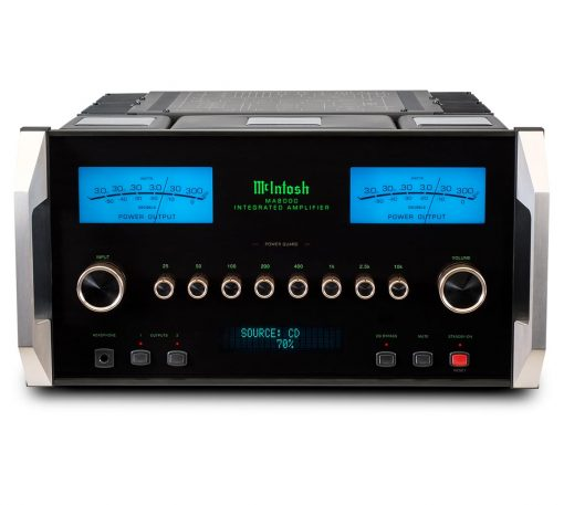 McIntosh MA8000 Integrert Forsterker med DAC 2x300w Åpningskampanje!