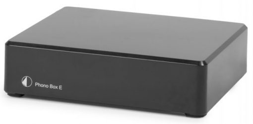 Pro-Ject Phono Box E Platespillerforsterker