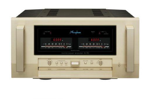 Accuphase A-70 Stereo Effektforsterker Ultra High End 2x60w Ren klasse A