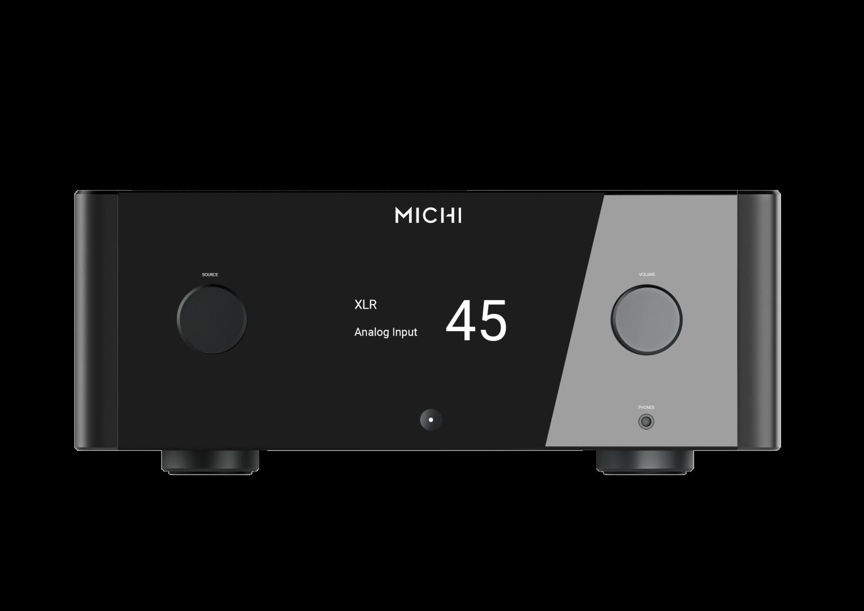 Rotel Michi X5 High End Integrert Forsterker med DAC 2x350w