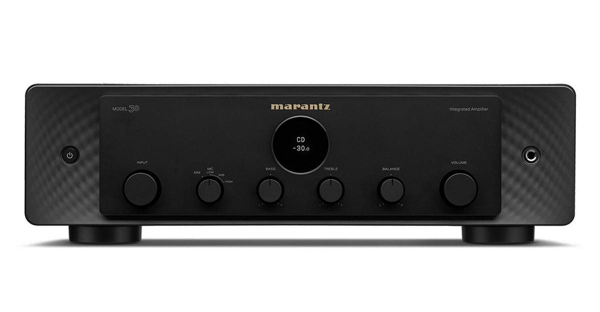 Marantz Model 30 Premium Integrert Forsterker 2x100w