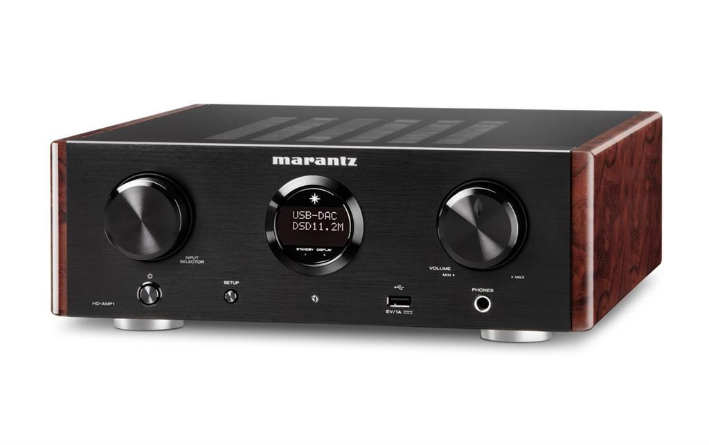 Marantz HD Amp1 Integrert Forsterker med DAC 2x35w