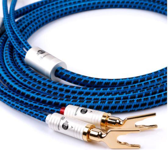 Boaacoustic Blueberry Premium Høyttalerkabel 2x3m