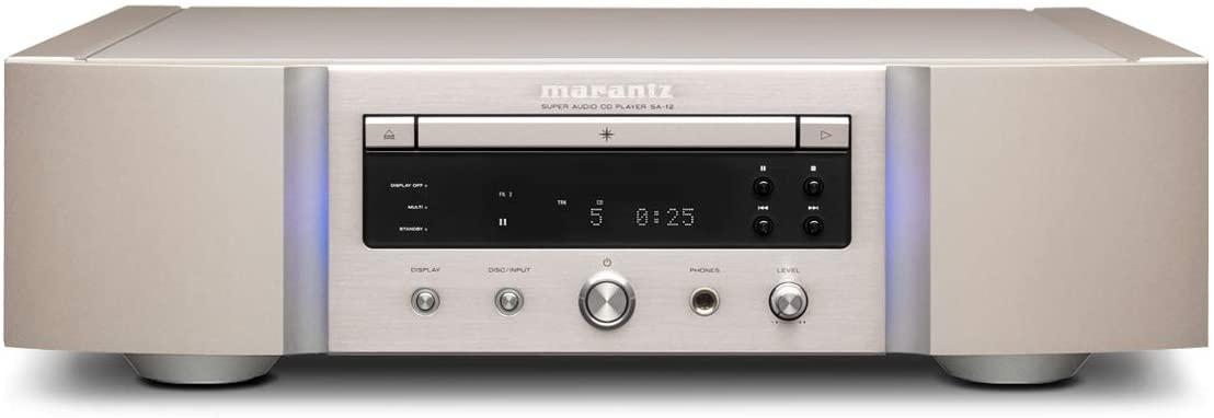 Marantz SA12 Special Edition Premium SACD-spiller med DAC