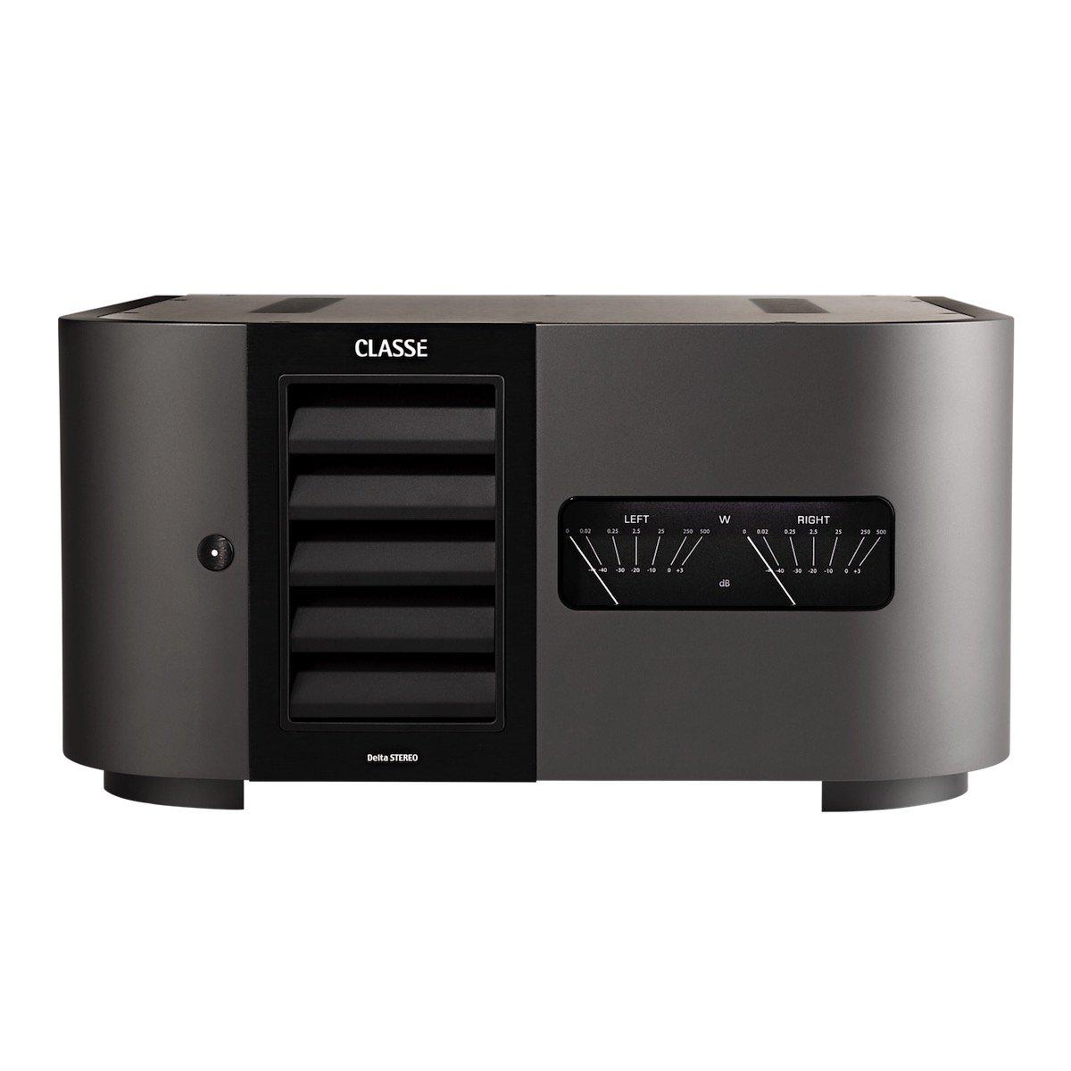 Classé Delta Stereo High End Stereo Effektforsterker 2x250w (12,5w ren klasse A)