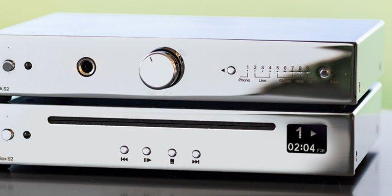 ProJect MaiA S2 og CD Box S2 Chrome Edition (kun to sett i Norge!)